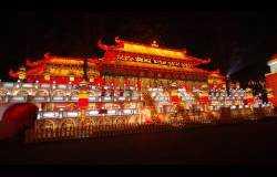 传统灯会精品:同一个世界